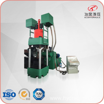 High Capacity Hydraulic Metal Briquette Briquette Maker