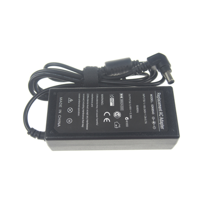 16V 3.36A laptop charger for Fujitsu