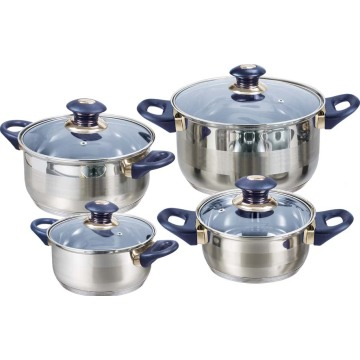 Environmental protection stainless steel pot