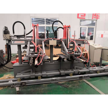 Professional Hydraulic Steel Embrace Hoop Machine