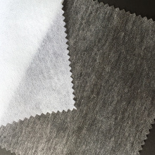 100% Polyester Double Dot 1040hf Nonwoven Interlining