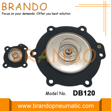 DB120 Mecair 2-1/2'' Diaphragm Repair Kit