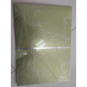 Gold Laminated TINPLATE with margin