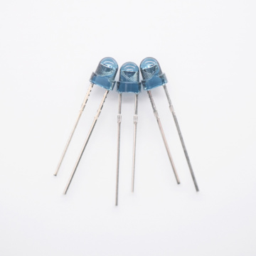 810nm Infrared LED 3mm LED Blue Lens H4.5mm