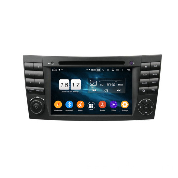 Car DVD Player For Mercedes-Benz W211(2002-2008)
