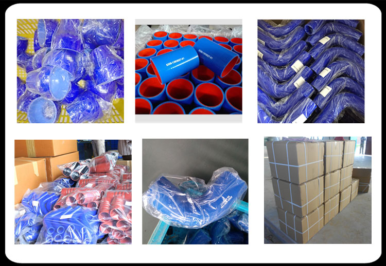 Silicone Hose Packing