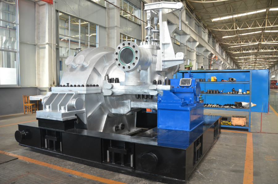 application of steam turbine (2)