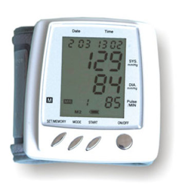 I-Wrist Digital Blood Pressure Monitor