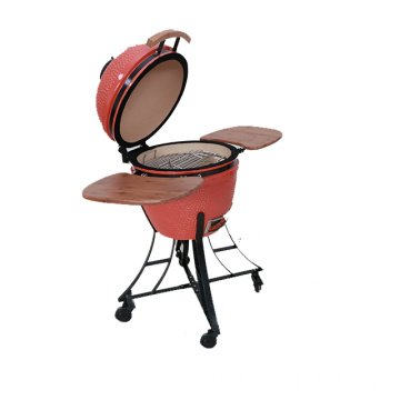 Outdoor Cooking Moveable Kamado
