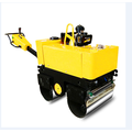 CE certified walk behind vibratory road roller ompactor