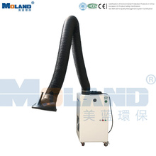 Welding Fume Cartridge Portable Dust Collector with Ce
