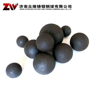 Forged steel ball of 45#100