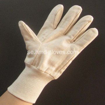 Canvas Working Industrial Knit Handled Handskar