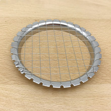 New High Quality Stainless Potato Mashers Egg Slicer Cutter Cut Egg Device Grid for Vegetables Salads Tools for Kitchen