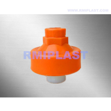 Plastic Diaphragm Seal Connector for Gauge
