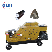 Portable Reinforcing Rebar Cutting Machine