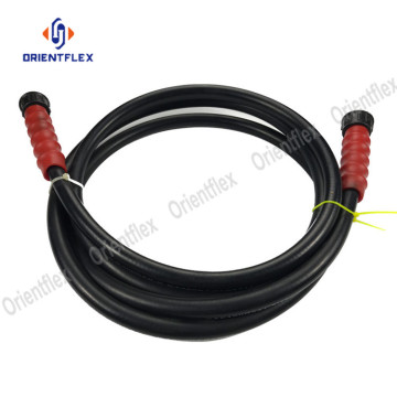 "Superior 5000 PSI 3/8"" high pressure washer hose"
