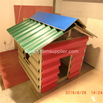 High Strength Waterproof Insulating MgO Cement Roof Tile