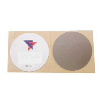 Custom Printing RFID NFC Stickers with Anti-metal