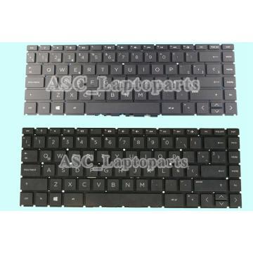 New Latin Spanish Teclado Keyboard for HP Home 14-cm0007la 14-cm0008la 14-cm0010la 14-cm0004la 14-cm0005la 14-cm0006la , Black