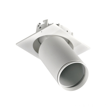 Double Head Surface Mounted LED Track Light Fixture