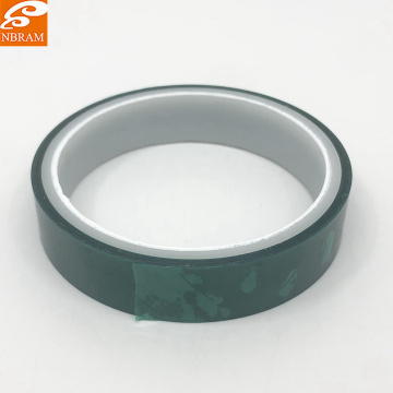 ISO certification PET silicone tape for PCB soldering