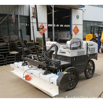 Ride-on vibratory Land Leveling Machine Concrete Laser Screeds FJZP-200