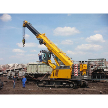 Sale Quality High Adaptability Crawler Telescopic Crane