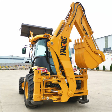 High Performance Hydraulic  Excavator Backhoe Loader