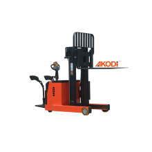 Warehouse Electric Reach Narrow Aisle Forklift