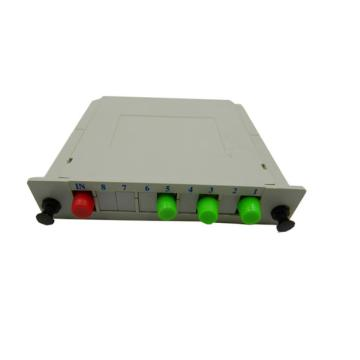 1X16  1X8 Rack Mount Fiber Optic PLC Splitter
