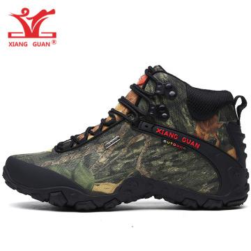Men Hiking Shoes Women Waterproof Trekking Boots Camouflage Sports Mountain Climbing Outdoor Fishing Walking Hunting Sneakers 8