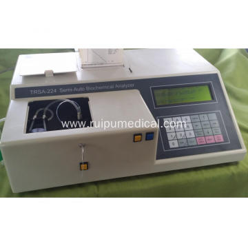 Laboratory Equipment Semi-Auto Biochemistry Analyzer