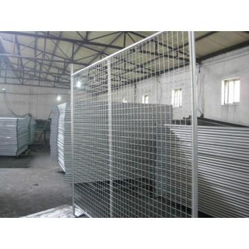 Australia galvanized movable Retractable Temporary fencing