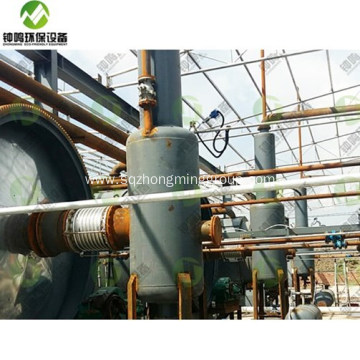 Waste Plastic Oiling System for Sale