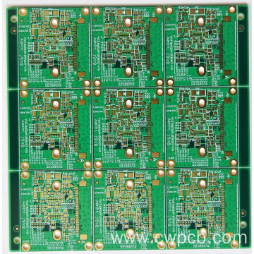 Solder mask open and bridge circuit boards