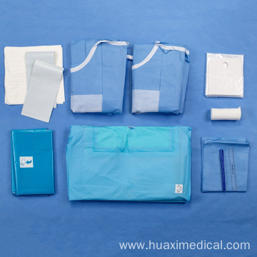 Disposable Sterile Universal Surgery Pack for Hospital