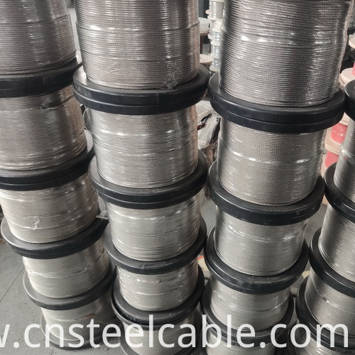 Small Steel Wire Rope
