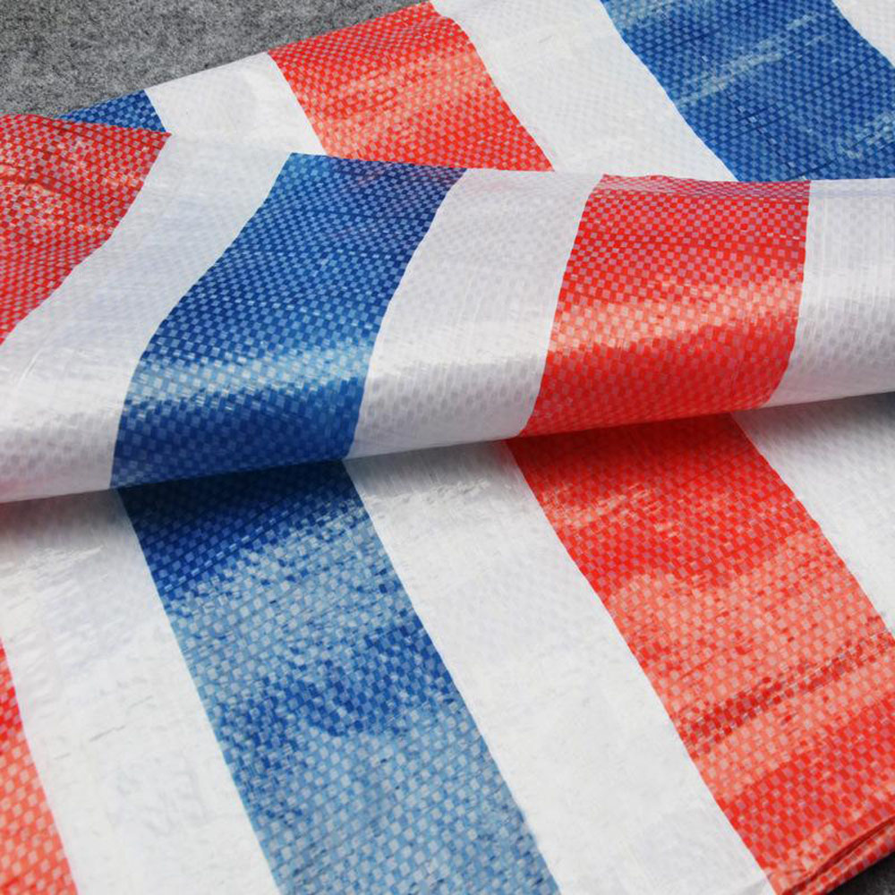 High Tensile Strength Plastic Woven Fabric