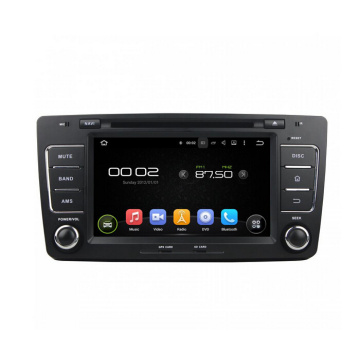 Skoda Octavia 2012 Player Car DVD Player Android