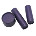 Cylinder powder compact empty powder case packaging