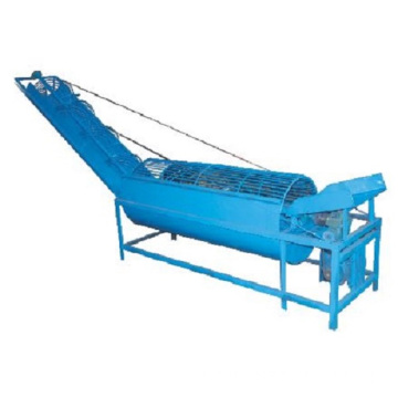 QX-200 potato cleaning conveyor