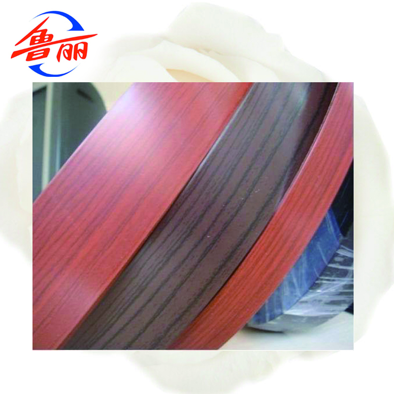 Edgebanding colors matching pvc edge banding