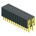 1.27 X 2.54mm Female Header Dual Row Connector