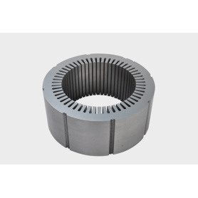 Escalator motor core stamping