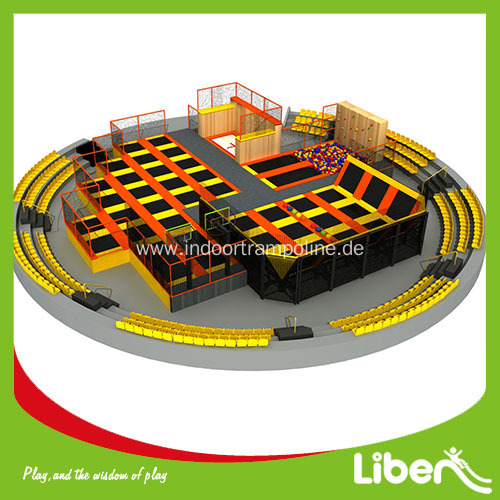 cheap birthday party ideas indoor trampoline park basketball