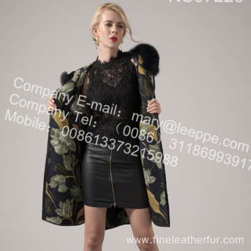 Womens Winter Coats In Merino Shearling