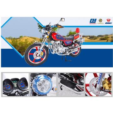 HS150-3A New Design 150cc Gas Motorcycle
