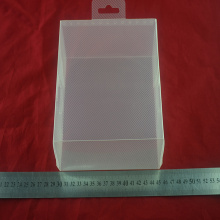 Translucent PP Box Twill Manual Folding Box