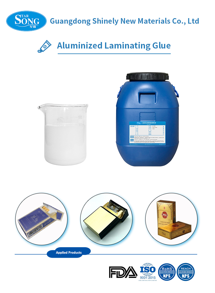 Aluminized-Laminating-Glue